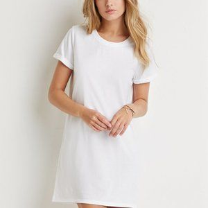 White Dress with Lining